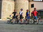 Itinerari per ciclismo e trekking