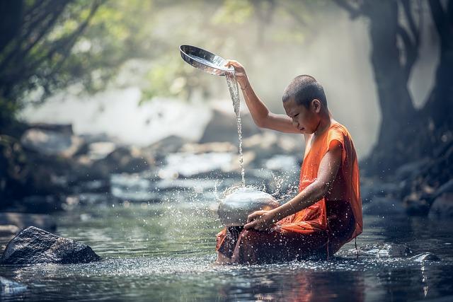 Spiritualità: la linea verticale