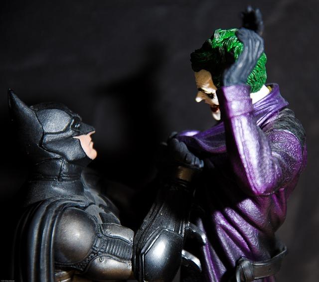Supereroi: Batman e Joker