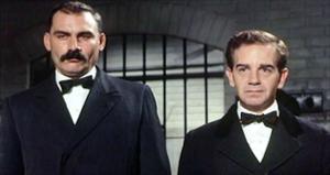 Gian Maria Volonté e Riccardo Cucciolla nel film del 1971 Sacco e Vanzetti