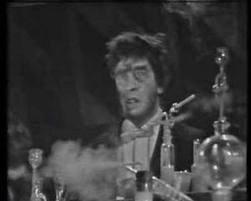 il Quartetto Cetra in Dott Jackyll e Mister Hyde