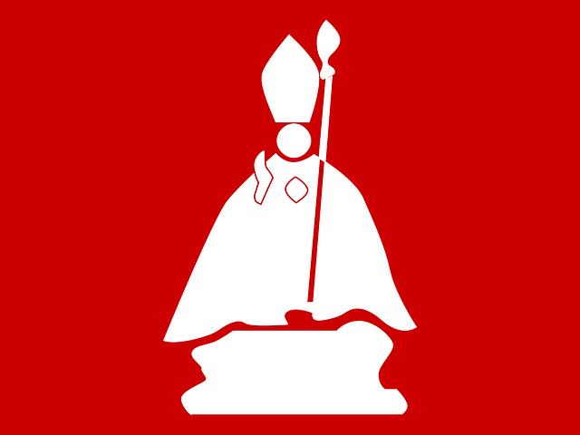 Cresima , Vescovo