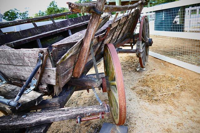 Carro Agricolo: Il lavoro del Caradur (Carradore)