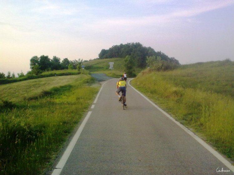 Cicloturismo sulle colline delle Langhe-Monferrato