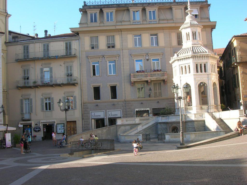 Fontana della Bollente