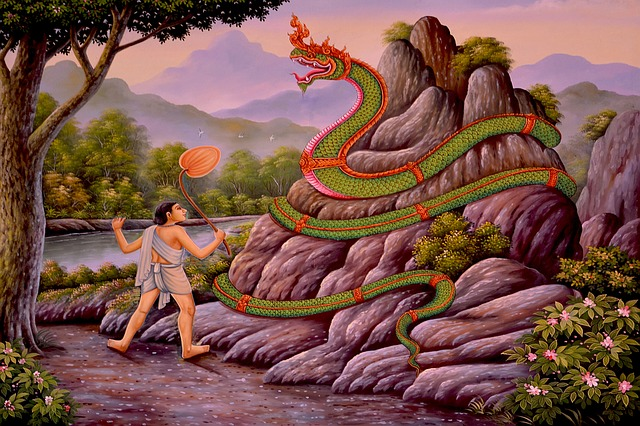Simbologia del Serpente