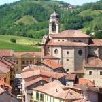 Langhe-Monferrato: Il paese di  Bubbio