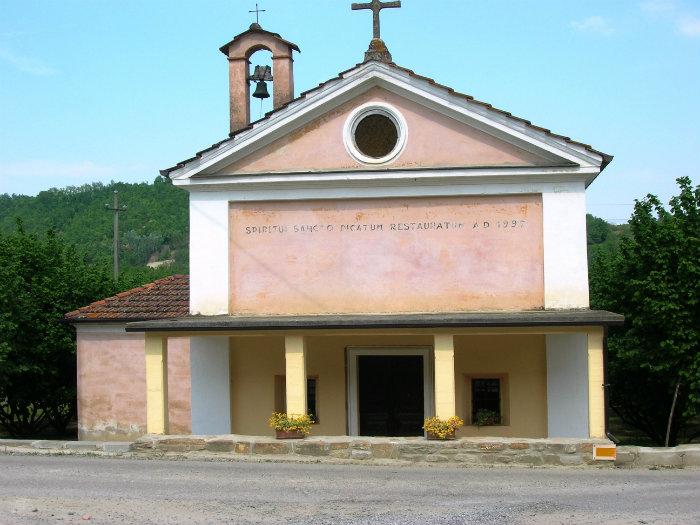 Bubbio: Chiesetta San Spirito