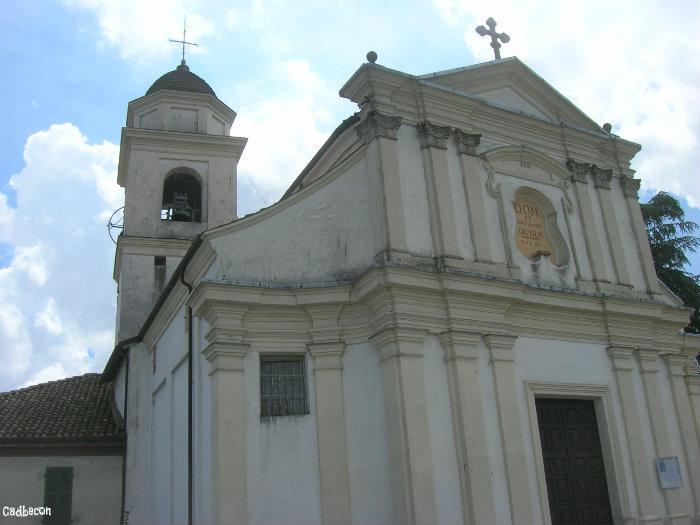 Cassinasco : La Parrocchiale d Sant'Ilario