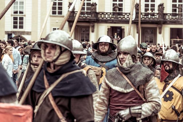 Rievocazione Medioevale