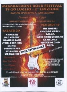 Festival Rock Mombaldone