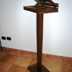 Leggio regolabile in legno massello