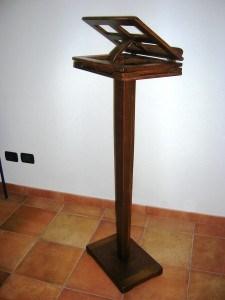 Gadget Cadbecon: Leggio estraibile