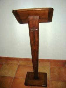Gadget Ospiti Cadbecon: Leggio fisso a colonna