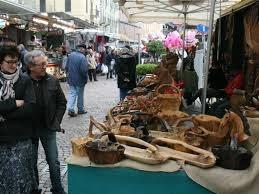 Asti Florum: Bancarelle