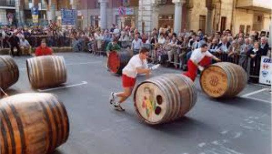Nizza Monferrato: Corsa delle Botti