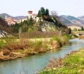 Langhe- Monferrato: Bubbio: E a te mamma giurò che regalerò un castello