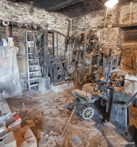 Cadbecon: Il laboratorio del nonno
