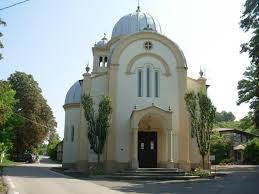 Caffi, entrata Santuario