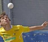 Pallone elastico: 14/05/2015 Bubbio-Pro Paschese