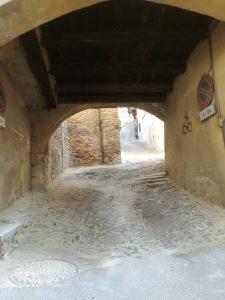 Assedio di Canelli: Via Storica