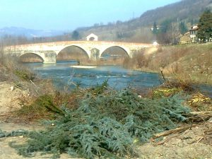 Monastero Bormida : Ponte Romanico