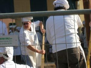 Polentone di Bubbio: L'impegno dei cuochi(Gian)