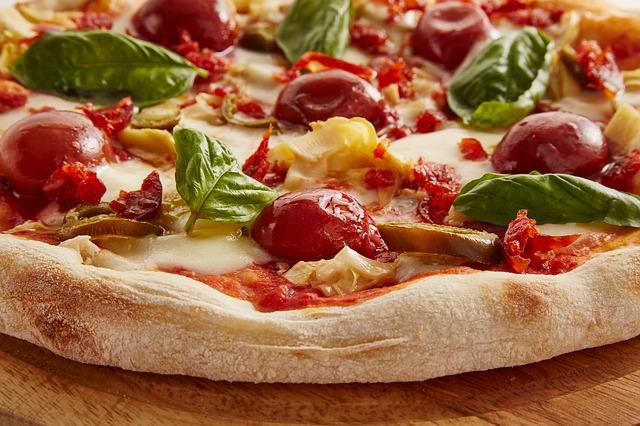 Pizza come cognome