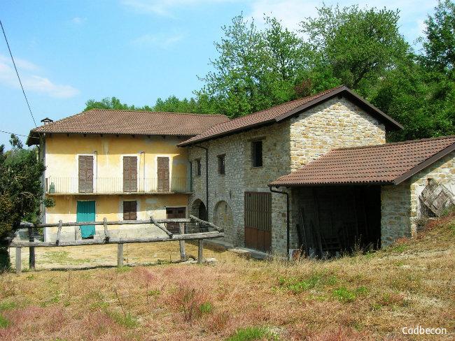 Casa nelle Langhe- Monferrato