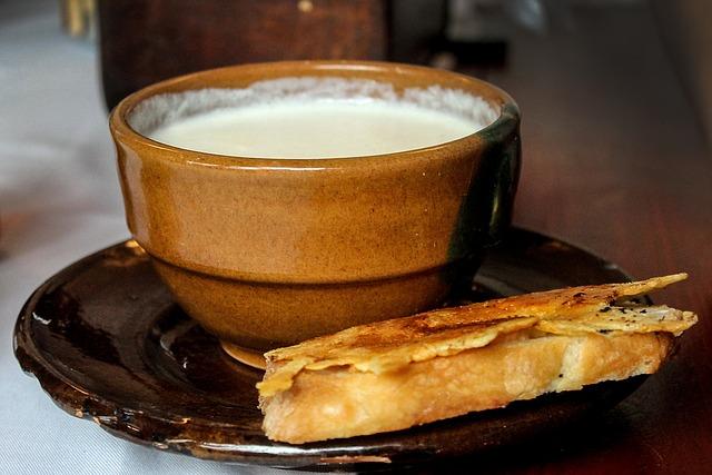 Zuppa: Pane nel latte