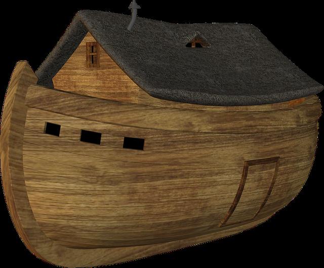Arca ,tipo di barca