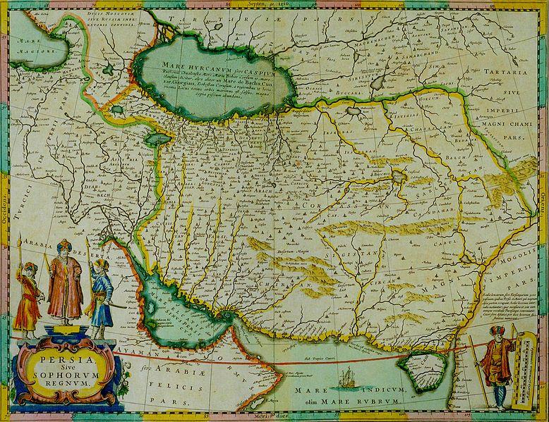 Persia Mappa