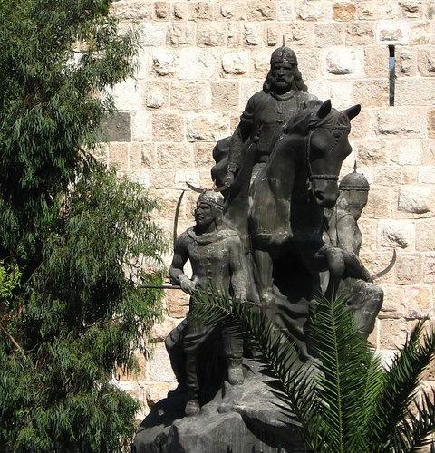 Saladino, Sultano dei Mori