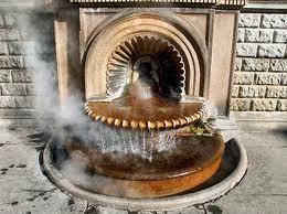 La fontana della Bollente ad Acqui Terme(Gian)
