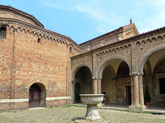 Santo Stefano Abazia Bologna