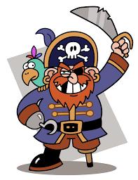 Pirata come Cognome