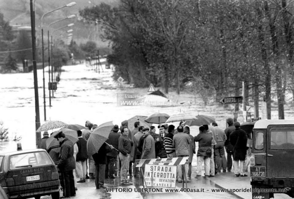 Bormida di Millesimo . Alluvione 2014