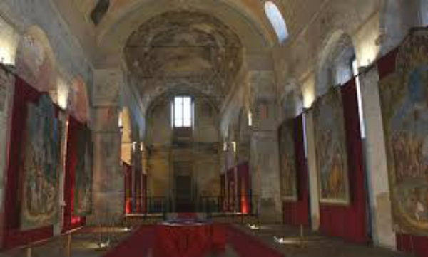 Chiesa sconsacrata del Gesù al Michelerio