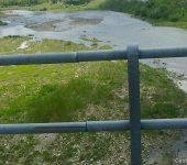 Fiume Bormida dal Ponte di Perletto