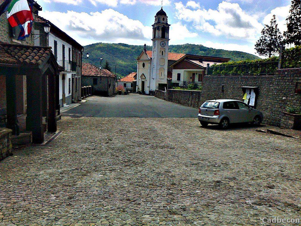 Serole Piazza e chiesa