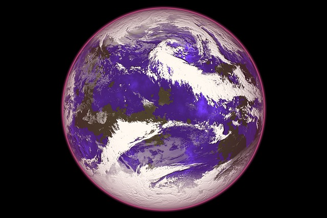 Ozono nel pianeta