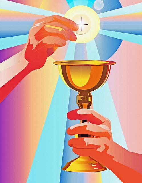 Cognome Cristoforo e l'Eucaristia